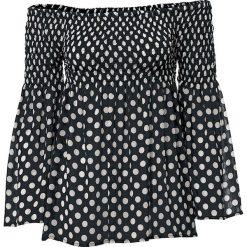 Bluzki, topy, tuniki: Koszulka w kolorze czarno-białym