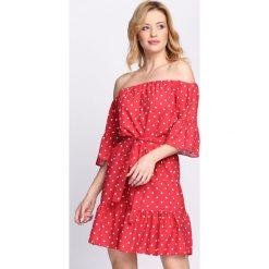 Sukienki: Czerwona Sukienka Nine Months