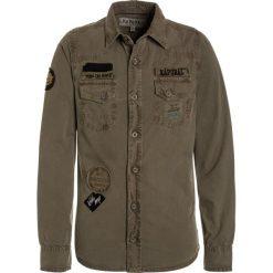 Bluzki dziewczęce bawełniane: Kaporal ROKA Koszula army