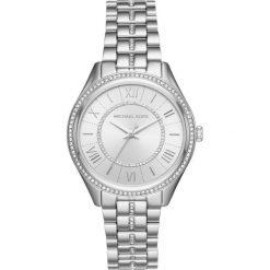 ZEGAREK MICHAEL KORS LAURYN MK3718. Szare zegarki damskie marki Michael Kors, ze stali. Za 1290,00 zł.