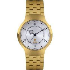 Zegarek damski Dressed złota bransoleta. Żółte zegarki damskie Alessi, srebrne. Za 1165,00 zł.