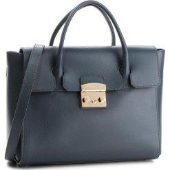 Torebka FURLA - Metropolis 978151 B BGZ8 ARE Ardesia e. Niebieskie torebki klasyczne damskie Furla, ze skóry. W wyprzedaży za 1509,00 zł.