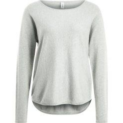 Swetry klasyczne damskie: Soyaconcept DOLLIE Sweter cloud green