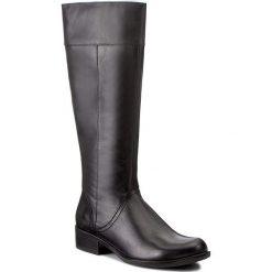 Buty zimowe damskie: Oficerki CAPRICE - 9-25511-29 Black Nappa 022