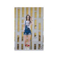 Moda na sukces - kolorowe skarpetki Spox Sox. Szare skarpetki męskie N/A, w kolorowe wzory. Za 20,00 zł.