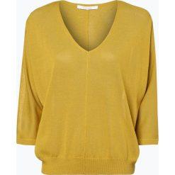 Opus - Sweter damski – Palila, żółty. Żółte swetry klasyczne damskie Opus. Za 179,95 zł.
