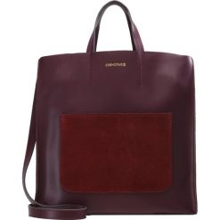 Shopper bag damskie: Cosmoparis Torba na zakupy bordo