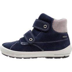 Superfit GROOVY Śniegowce ocean. Niebieskie buty zimowe chłopięce marki Superfit, z materiału. W wyprzedaży za 233,35 zł.