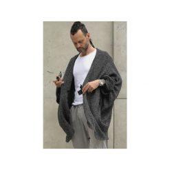 Sweter oversize. Szare swetry rozpinane męskie Evidence on monday, z bawełny. Za 249,00 zł.