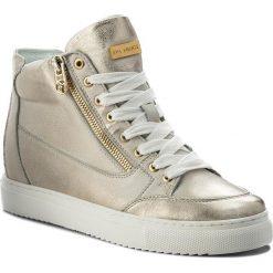 Sneakersy EVA MINGE - Liria 3N 18BD1372378ES 111. Żółte sneakersy damskie Eva Minge, z materiału. W wyprzedaży za 309,00 zł.