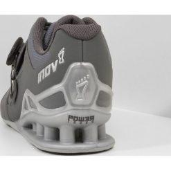 Inov8 FASTLIFT 400 BOA Obuwie treningowe grey/silver. Czarne buty sportowe męskie marki Inov-8, z materiału. Za 739,00 zł.