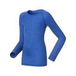 Odlo Koszulka juniorska WARM KIDS niebieska r. 92 (10459). Czarne t-shirty chłopięce marki Odlo. Za 88,88 zł.