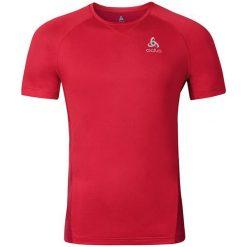 Odlo Koszulka męska Odlo T-shirt s/s VIRGO czerwona r. L (347822). Czerwone t-shirty męskie marki Odlo, l. Za 139,95 zł.