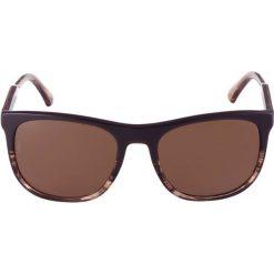 Emporio Armani Okulary przeciwsłoneczne brown. Brązowe okulary przeciwsłoneczne damskie aviatory Emporio Armani. Za 649,00 zł.