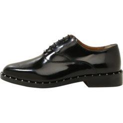 Buty wizytowe męskie: Zadig & Voltaire YOUTH SPIKE DERBIES Eleganckie buty noir