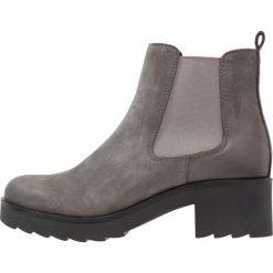 Botki damskie lity: Zign Ankle boot grey