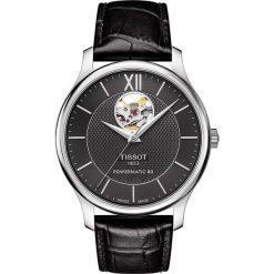 Biżuteria i zegarki: ZEGAREK TISSOT Tradition Automatic Open Heart T063.907.16.058.00