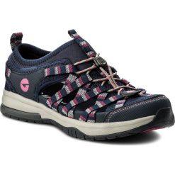 Trekkingi HI-TEC - Primula Wo's AVSSS17-HT-01 Navy/Fuchsia/Pink. Niebieskie buty trekkingowe damskie Hi-tec. W wyprzedaży za 149,00 zł.