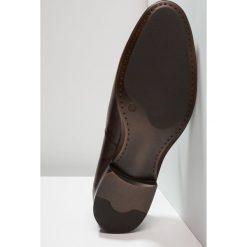 KIOMI Eleganckie buty brown. Brązowe buty wizytowe męskie marki KIOMI, z materiału. Za 349,00 zł.