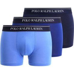 Polo Ralph Lauren POUCH TRUNKS 3 PACK Panty blue tones. Niebieskie bokserki męskie Polo Ralph Lauren, z bawełny. Za 169,00 zł.