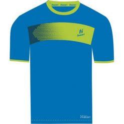 T-shirty chłopięce: Huari Koszulka juniorska Cosmic Kids T-shirt French Blue/ Tender Shoots r. 128