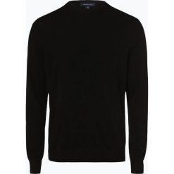 Andrew James - Sweter męski z dodatkiem kaszmiru, czarny. Czarne swetry klasyczne męskie Andrew James, m, z kaszmiru. Za 229,95 zł.