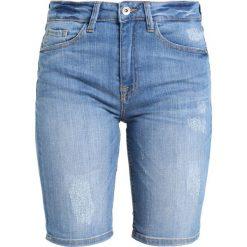Bermudy damskie: b.young KATO LUXE Szorty jeansowe blue denim