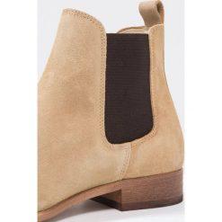 Botki męskie: Shoe The Bear Botki sand