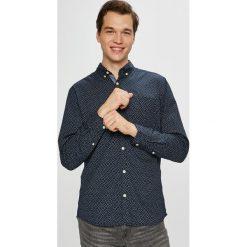 Jack & Jones - Koszula. Czarne koszule męskie na spinki Jack & Jones, m, z tkaniny, button down, z długim rękawem. W wyprzedaży za 89,90 zł.