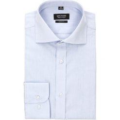 Koszula versone 2565 długi rękaw slim fit niebieski. Niebieskie koszule męskie slim Recman, m, z długim rękawem. Za 149,00 zł.