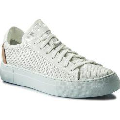 Sneakersy FABI - FD47380 Vietri Natur Bianco. Białe sneakersy damskie Fabi, z materiału. W wyprzedaży za 659,00 zł.