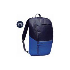Plecak do sportów zespołowych Classic 17 L. Niebieskie plecaki męskie marki KIPSTA, z materiału, młodzieżowe. Za 24,99 zł.