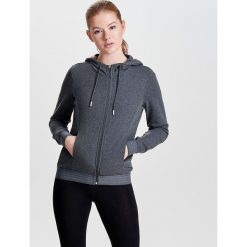 Swetry damskie: Bluza z kapturem