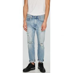 Levi's - Jeansy Hi-Ball. Brązowe jeansy męskie z dziurami Levi's®. Za 399,90 zł.