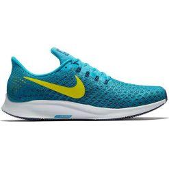 Buty do biegania męskie NIKE AIR ZOOM PEGASUS 35 / 942851-400 - turkusowy. Niebieskie buty do biegania męskie Nike. Za 399,00 zł.