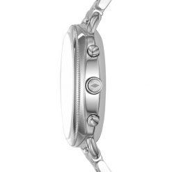 Fossil Q Q ACCOMPLICE Zegarek silvercoloured. Szare zegarki damskie Fossil Q. W wyprzedaży za 671,20 zł.