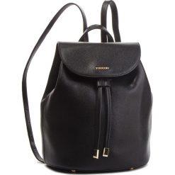 Plecak PUCCINI - BT28566 Czarny 1. Czarne plecaki damskie Puccini, ze skóry ekologicznej, klasyczne. W wyprzedaży za 195,00 zł.