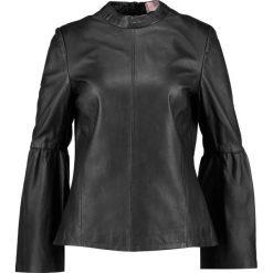 Ibana MISSISSIPPI Bluzka black. Czarne bralety Ibana, z materiału. W wyprzedaży za 786,75 zł.