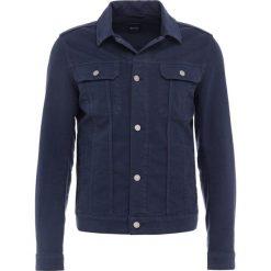 BOSS CASUAL HAVANA Kurtka wiosenna dark blue. Niebieskie kurtki męskie BOSS Casual, m, z bawełny, casualowe. W wyprzedaży za 351,60 zł.