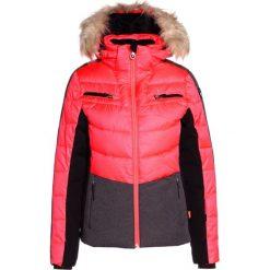 Icepeak CATHY Kurtka narciarska hot pink. Czerwone kurtki damskie Icepeak, z materiału, narciarskie. W wyprzedaży za 575,20 zł.