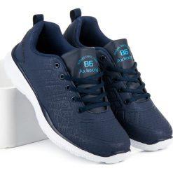 Buty sportowe na co dzień ROLDANA. Niebieskie buty skate męskie AX BOXING. Za 109,00 zł.