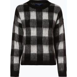 Aygill's - Sweter damski, czarny. Czarne swetry klasyczne damskie Aygill's Denim, s, z denimu. Za 119,95 zł.