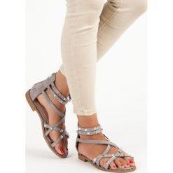 Sandały damskie: XAVIERA sandały na suwak
