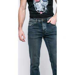 Blend - Jeansy Rock. Brązowe jeansy męskie regular marki Blend, l, z bawełny, bez kaptura. W wyprzedaży za 159,90 zł.