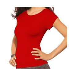 Babell Koszulka damska Kiti czerwona r. XL. T-shirty damskie Babell, xl. Za 45,97 zł.