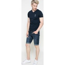 T-shirty męskie z nadrukiem: Born Rich - T-shirt