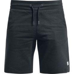 Bermudy męskie: Shine Original Sweat Shorts Krótkie spodenki czarny