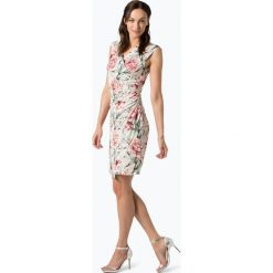 Cartoon Daydream - Sukienka damska, różowy. Brązowe sukienki marki Mohito, l, z kopertowym dekoltem, kopertowe. Za 299,95 zł.