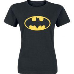 Bluzki asymetryczne: Batman Logo Koszulka damska czarny