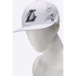 Adidas Originals - Czapka. Szare czapki z daszkiem męskie marki adidas Originals, z gumy. W wyprzedaży za 49,90 zł.